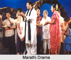 Marathi Drama and Theatre