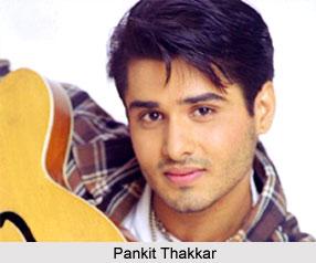 Pankit Thakkar, Indian TV Actor