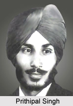 Prithipal Singh, Indian Hockey Player
