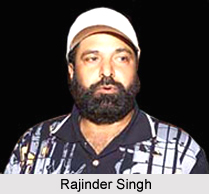 Rajinder Singh, Indian Hockey Player