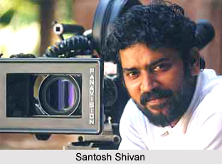 Santosh Shivan, Indian Cinema
