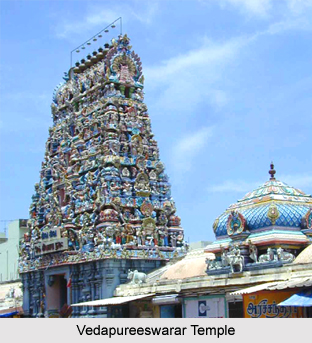 Vedapureeswarar Temple, Puducherry