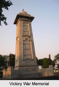 Victory War Memorial, Chennai