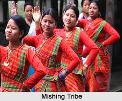 Villages of Mishing Tribe