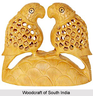 Woodcraft of South India