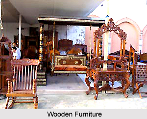 Woodcraft of West India