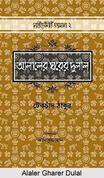 Alaler Gharer Dulal, Bengali Literature
