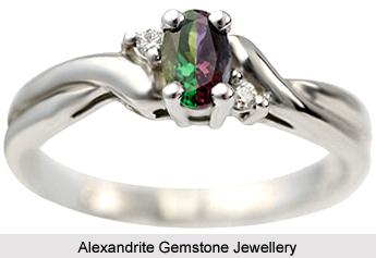 Alexandrite, Gemstone