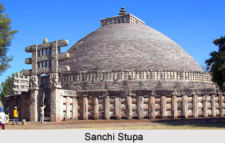 Architecture Of Sanchi