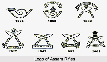 Assam Rifles, Presidency Armies in British India