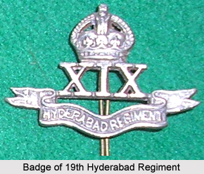 19th Hyderabad Regiment, Presidency Armies in British India