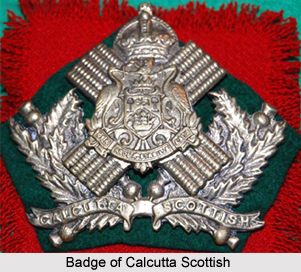 Calcutta Scottish, Presidency Armies in British India