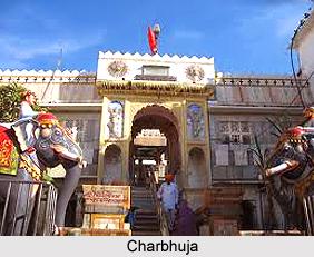 Charbhuja Temple, Rajasthan