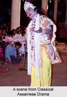 Classical Assamese Drama