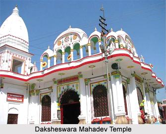 Daksheswara Mahadev Temple, Uttarakhand