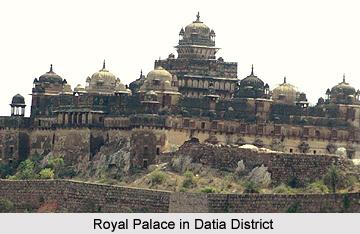 Datia District, Madhya Pradesh