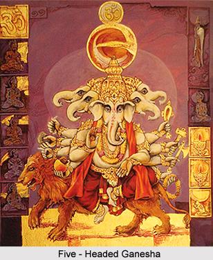 Physical Attributes of Lord Ganesha