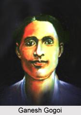Ganesh Gogoi, Assamese literature
