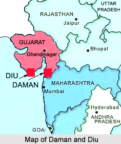 Geography of Daman and Diu