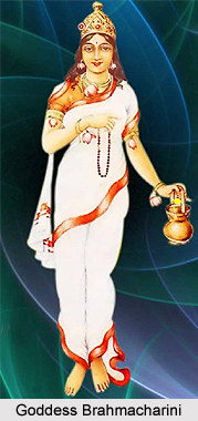 Goddess Brahmacharini