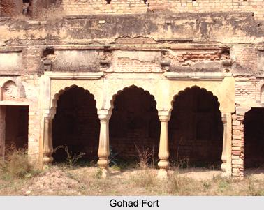 Gohad Fort, Madhya Pradesh