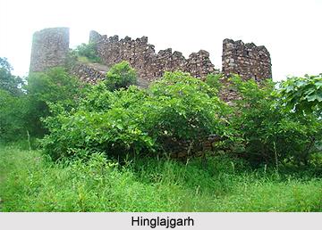 Hinglajgarh, Madhya Pradesh