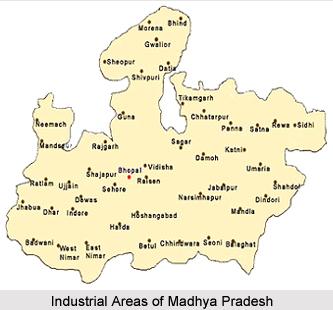 Industries of Madhya Pradesh