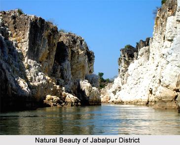 Jabalpur district , Madhya Pradesh