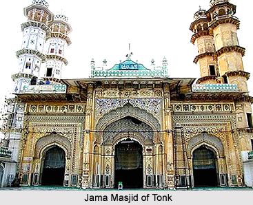 Jama Masjid of Tonk, Rajasthan