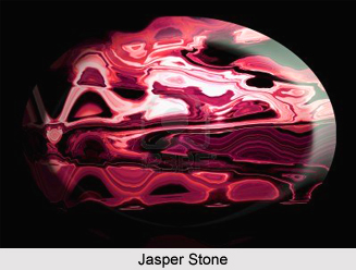 Jasper, Gemstone