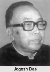 Jogesh Das, Assamese Literature