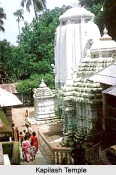 Kapilash Temple, Orissa
