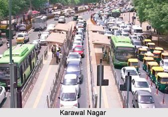 Karawal Nagar , Delhi