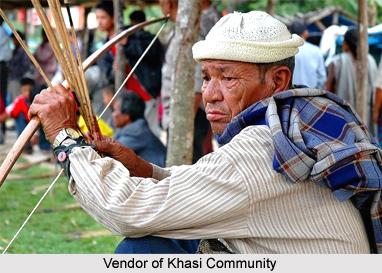 Khasi Language, Indian Tribal Languages