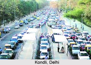 Kondli, Delhi