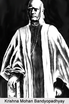 Krishna Mohan Bandyopadhyay