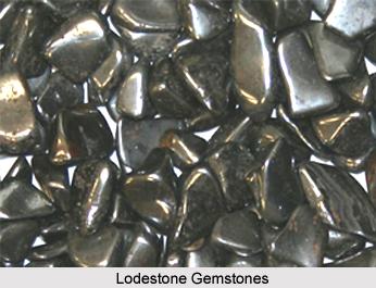 Lodestone, Gemstones