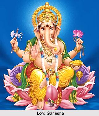 Lord Ganesha in Four Yugas