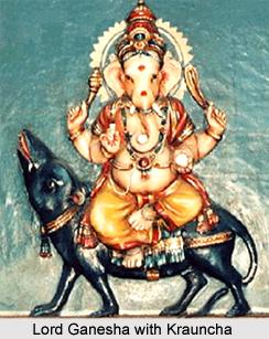 Vahana of Lord Ganesha