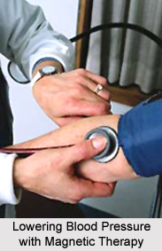 Lowering Blood pressure with Magnetic Therapy