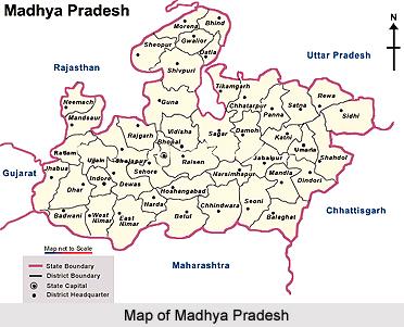 Madhya Pradesh, Indian State