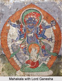 Lord Ganesha in Buddhism