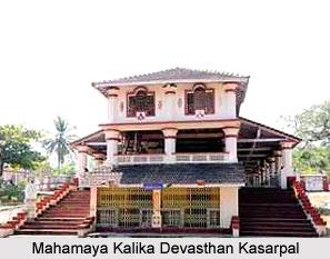 Mahamaya Kalika Devasthan Kasarpal, Goa