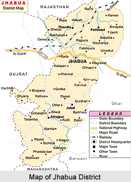 Jhabua District, Madhya Pradesh