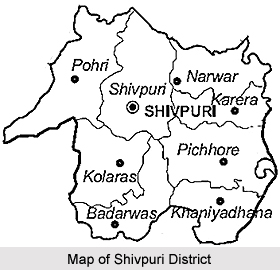 Shivpuri District, Madhya Pradesh