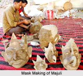 Crafts of Majuli