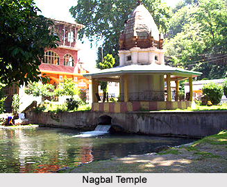Nagbal Temple, Anantnag, Jammu & Kashmi