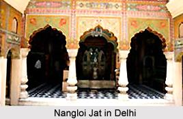 Nangloi Jat, Delhi