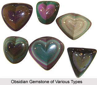 Obsidian Gemstone