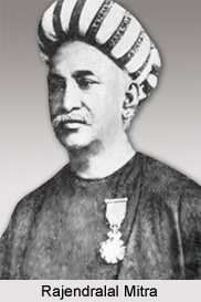 Rajendralal Mitra, Bengali Author